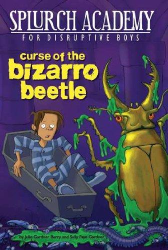 Curse of the Bizarro Beetle #2 (Splurch Academy)