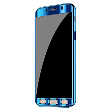 Qissy® Carcasa Samsung Galaxy S7 Edge,Todo Incluido Anti-Scratch Ultra Slim Protective Case Cover para Samsung Galaxy S7 Edge