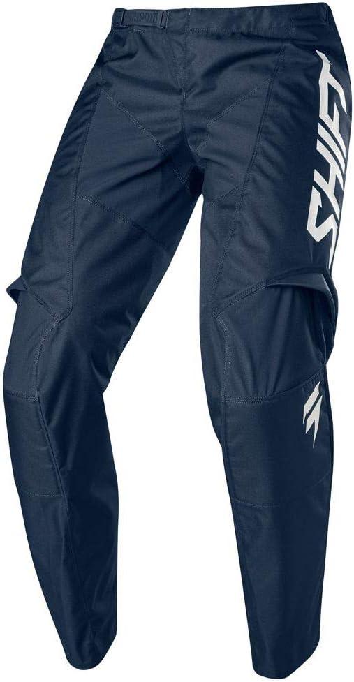 Shift 2020 White Label Pants 28 Republic LE Navy