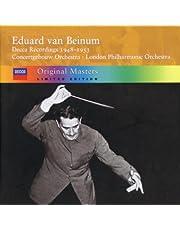 Van Beinum Conducts:Decca