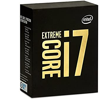 Intel Boxed Core i7-6950X Processor Extreme Edition (25M Cache, up to 3.50 GHz) 3.0 10 BX80671I76950X