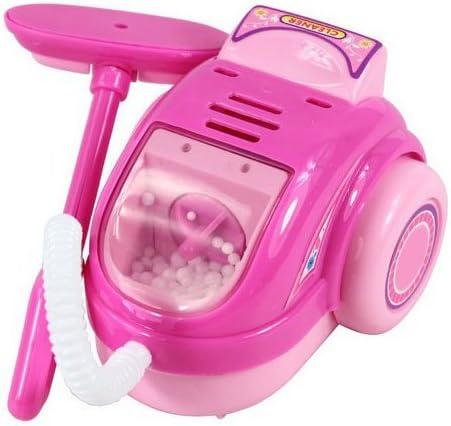 FomCcu Mini aspiradora de juguete para jugar a usar electrodomésticos para el hogar, juguete para niñas y niños: Amazon.es: Hogar
