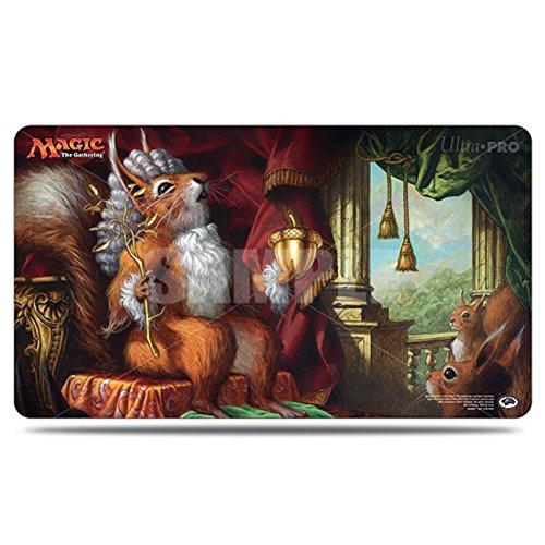 MAGIC THE GATHERING: UNSTABLE EARL OF SQUIRREL PLAYMAT
