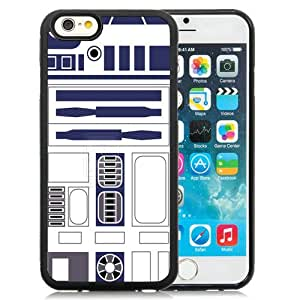 Hot Sale And Popular iPhone 6 4.7 Inch TPU Case Designed With R2D2 Minimalist iPhone 6 Phone Case