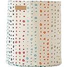 Pehr Designs Painted Dots Hamper, Multi