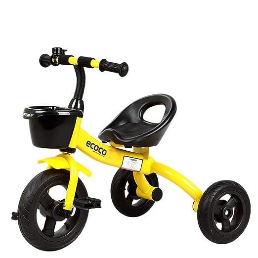 GIFT Triciclo De Niños 3 Ruedas De La Bicicleta De ...