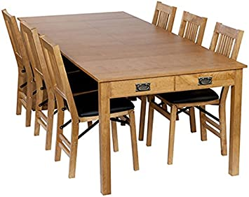 Amazon Com Stakmore Traditional Expanding Table Finish Oak Tables,Golden Girls Home Floor Plan