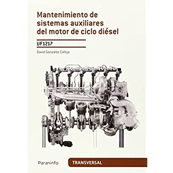 Mantenimiento de sistemas auxiliares del motor de ciclo diésel (Cp - Certificado Profesionalidad)