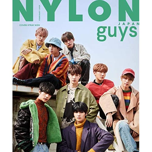 NYLON JAPAN 2020年2月号 付録