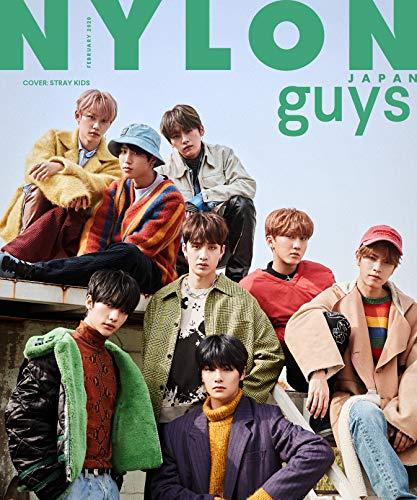 NYLON JAPAN 2020年2月号 画像 B