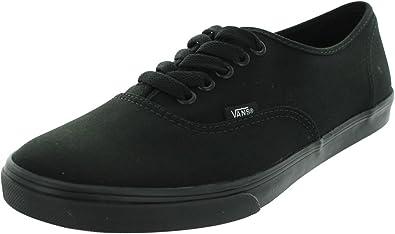 Vans Authentic Lo Pro (Black/Black) Women's Shoes