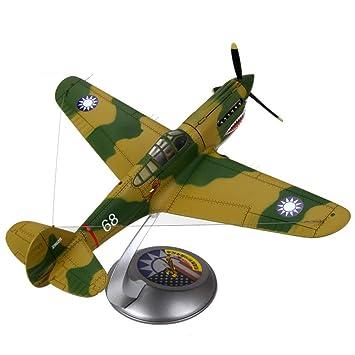 JAA Segunda Guerra Mundial Tigres Voladores P40 Avión 1 ...