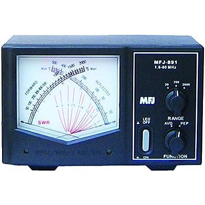mfj-891-giant-x-watt-meter-16-60