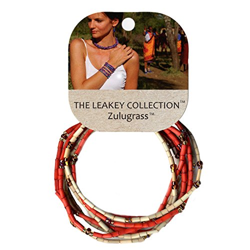 Zulugrass Bracelets - The Leakey Collection - Spring Into Summer Duets - Succulent Garden