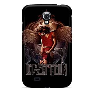 Galaxy S4 Case, Premium Protective Case With Awesome Look - Led Zeppelin