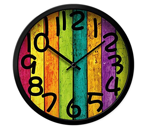 Discover Vivid Bold And Playful Rainbow Wall Decor