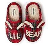 Dearfoams Family Collection Kids & Toddler Bear