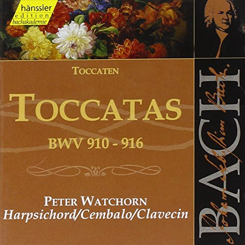 Price comparison product image Bach - Toccatas BWV 910-916 Harpsichord