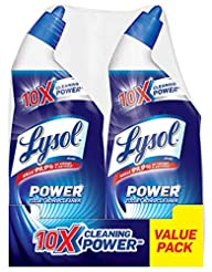 Lysol Power Toilet Bowl Cleaner, 48oz (2...