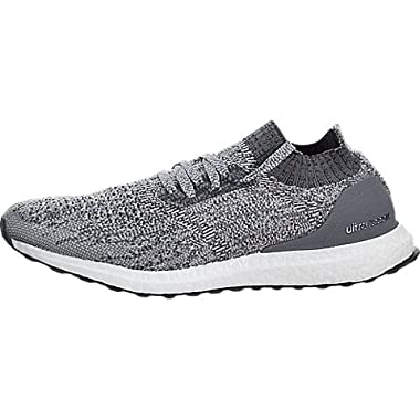 adidas Ultraboost Uncaged Shoe Men\u0027s Running 8.5 Grey Two-Grey Four