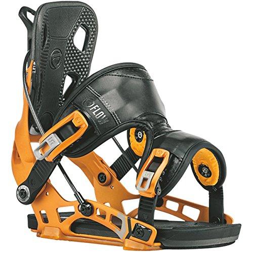Flow NX2 Fusion Snowboard Bindings 2018 - Men's Cadmium Large -  FF180119