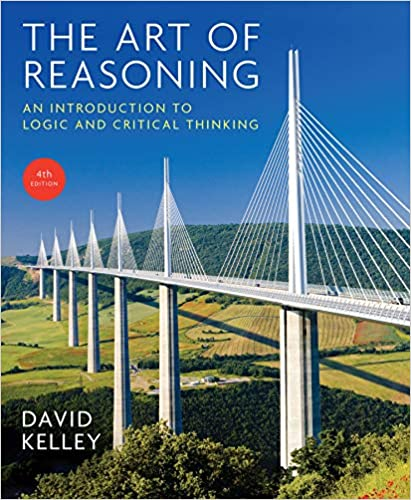 Amazon Com The Art Of Reasoning An Introduction To Logic And