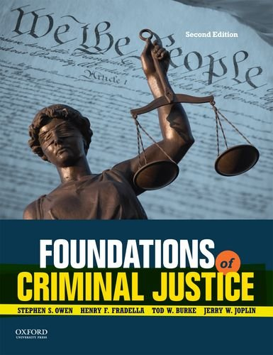 199374333 - Foundations of Criminal Justice
