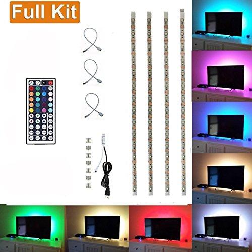 topled-light-led-tv-usb-backlight-light-kitcomputer-rgb-led-light-strip-mini-kit-multicolor-rgb-led-