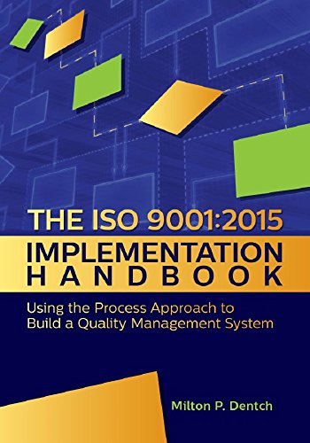 Amazon the iso 90012015 implementation handbook using the the iso 90012015 implementation handbook using the process approach to build a quality fandeluxe Image collections