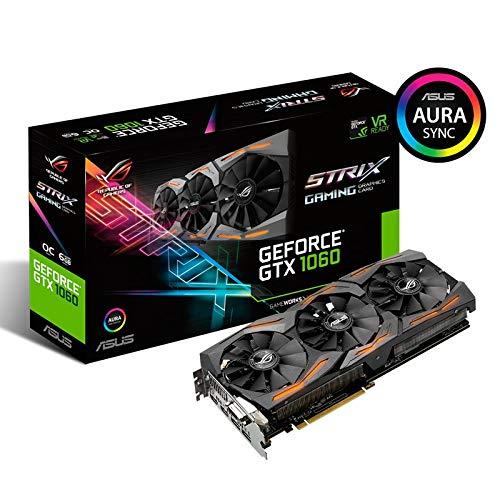 ASUS ROG STRIX GTX 1060 Gaming