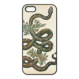 snake tree For HTC One M9 Phone Case Cover Black