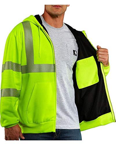 Used, Carhartt Men's Big & Tall High Visibility Class 3 Thermal for sale  Delivered anywhere in USA
