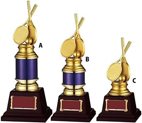 WIN Bronzes【ブロンズ】トロフィー 【テニス】 VB-4730