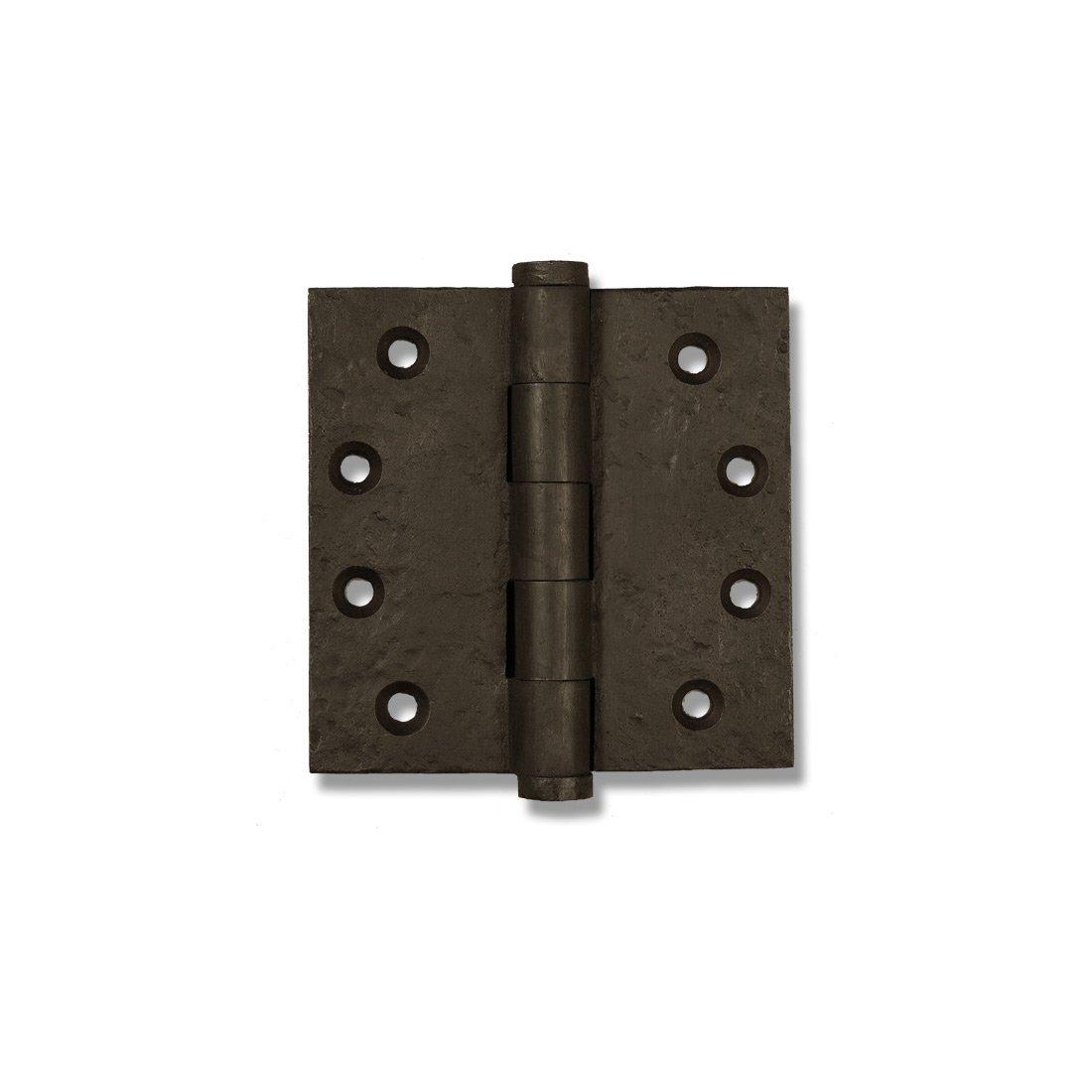 Coastal Bronze - 4''x4'' Heavy Duty Button Tip Hinge - 30-400