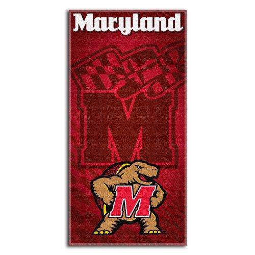 Maryland Terrapins Towel - 1