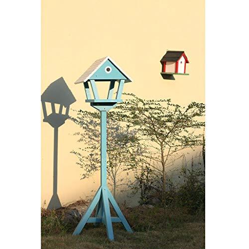 - Hzpxsb Garden Feeding Table Bird Feeder Feeding StationOutdoor Stand with Stand