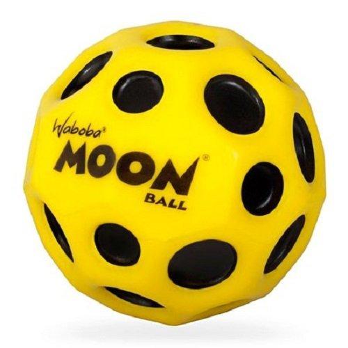 Waboba Moon Bounce Ball Color: Yellow Model: 703