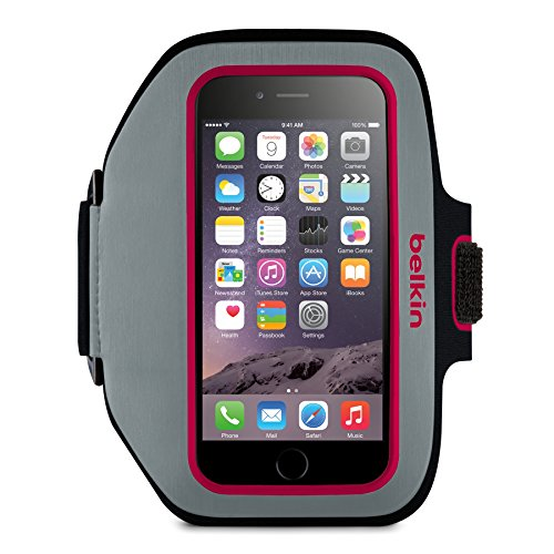 Belkin Sport Fit Armband iPhone Fuschia