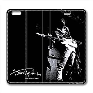 James Marshall Jimi Hendrix Personalized Design Iphone 6 Leather Case Stage