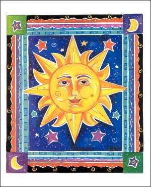 Sun Paper Tole 3D Kit 8x10