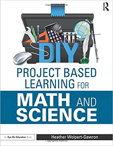 Amazon diy project based learning for math and science eye on diy project based learning for math and science eye on education 1st edition fandeluxe Image collections