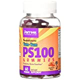 Jarrow Formulas Yum-Yum PS 100 Gummies, Promotes Brain Function, 60 Gummy Chews