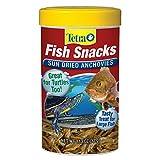 Tetra 77026 Fish Snacks Sun Dried Anchovies, 1.13-Ounce
