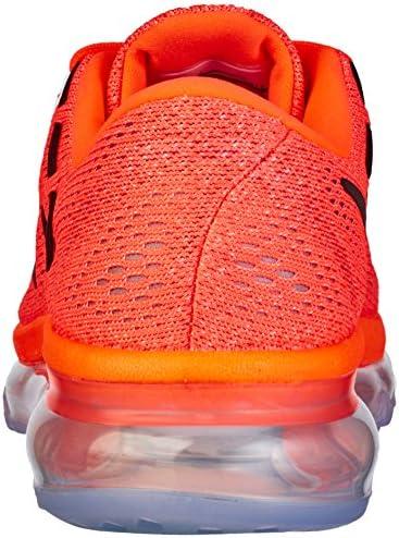 (6 B(M) US, Orange) - Nike AIR MAX 2016 womens running-shoes