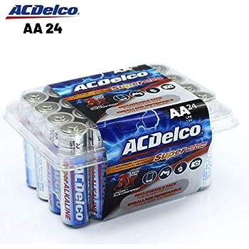Amazon.com: VONIKO Ultra AA Alkaline Batteries 24 Pack