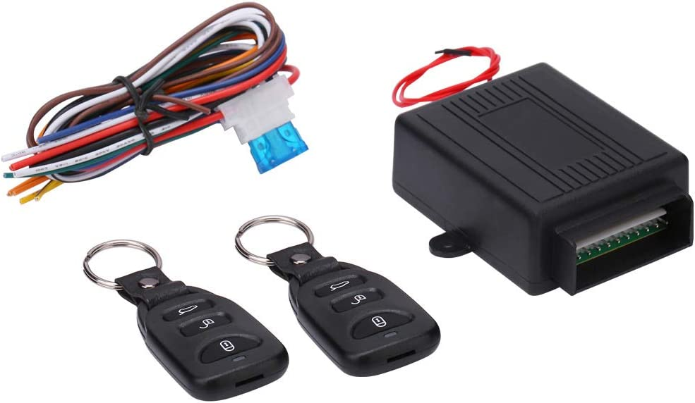 Heavy Duty Car Control Central Lock System Auto Locking Security Keyless Entry Kit Keenso Universal High Power 4 Door Lock Actuator