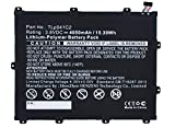 Synergy Digital Battery Compatible with Alcatel One Touch Hero 8 Tablet Battery (Li-Pol, 3.8V, 4050 mAh) - Repl. Alcatel TLp041C2 Battery