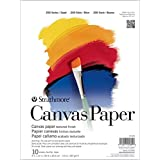 Strathmore 200 Canvas Paper Pad, 9 x 12