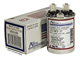 GE 97F5050BZ3-15 uf MFD 370/440 Volt VAC AmRad Round Run Capacitor, Made in The U.S.A.
