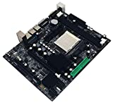 Ocamo Mainboard A780 Practical Desktop PC Computer Motherboard Mainboard AM3 Supports DDR3 Dual Channel AM3 16G Memory Storage
